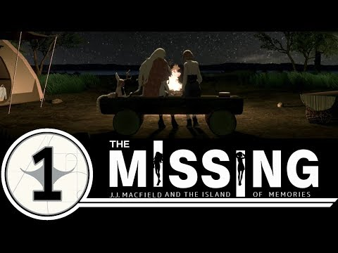 Lets Play The MISSING: JJ Macfield and the Island of Memories p1