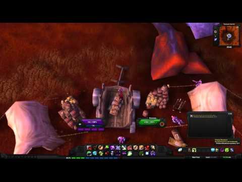 World of Warcraft Quest: Осторожность не помешает (id=25695)