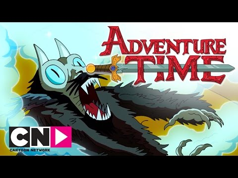 Adventure Time | Transforming Vampire | Cartoon Network