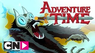 Adventure Time | Transforming Vampire | Cartoon Network
