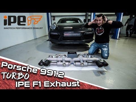Porsche 991.2 Turbo |  IPE F1 Exhaust | SimonMotorSport | #375