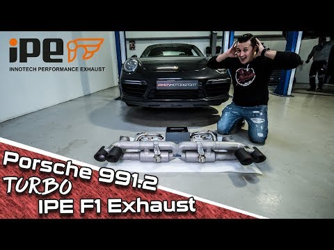 Porsche 991.2 Turbo |  IPE F1 Innotech Performance Exhaust | SimonMotorSport | #375
