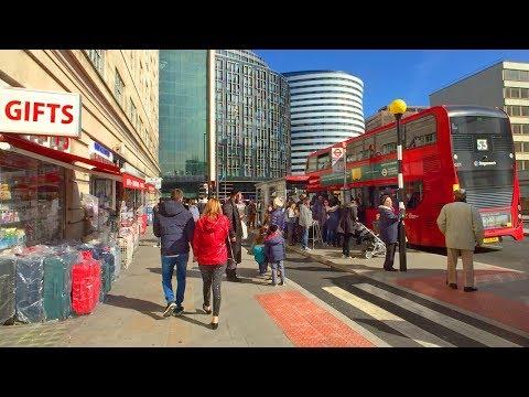 LONDON WALK   Westminster To Waterloo   England