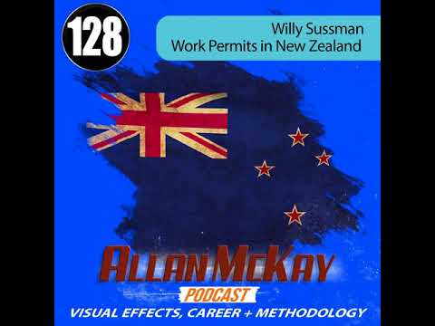 128 -- Willy Sussman -- Work Permits in New Zealand
