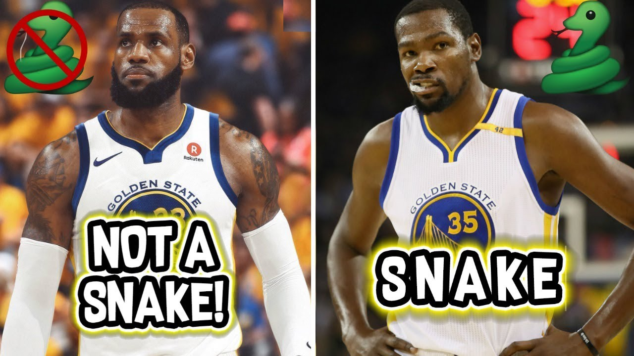 0003cf454a6 Why Lebron James joining The Golden State Warriors is NOT a SNAKE MOVE!