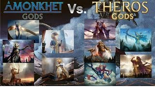 MTG: An Introduction to the Amonkhet Gods