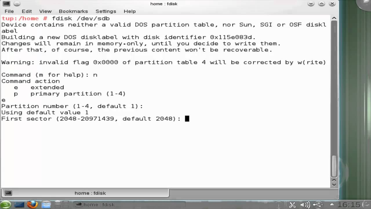 Learning Linux: Lesson 4 Manage the File-System