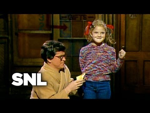 Drew Barrymore Monologue: Audience Questions - Saturday Night Live