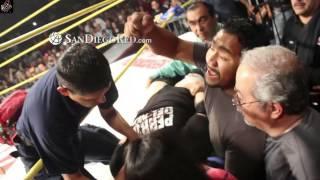 Mexican wrestling star dies after match
