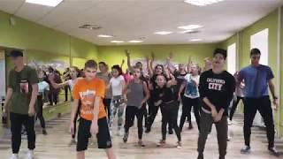 Открытые уроки в Доме Танца FREEDOM   HIP-HOP