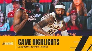HIGHLIGHTS | Markieff Morris (16 pts) vs Houston Rockets