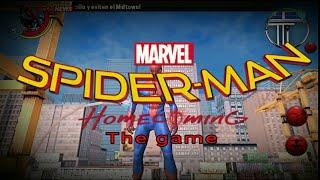 El Juego De Spiderman Home Coming Gameplay!   The amazing spiderman 1 y 2 apk The game gameplay 