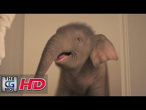 "CGI 3D Making of: ""Soak Elephant In The Room Spot"" - by ABF Pictures"