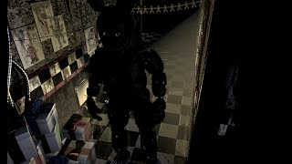 Five Nights at Freddy's 3 - Part 1: two for the price of one Video