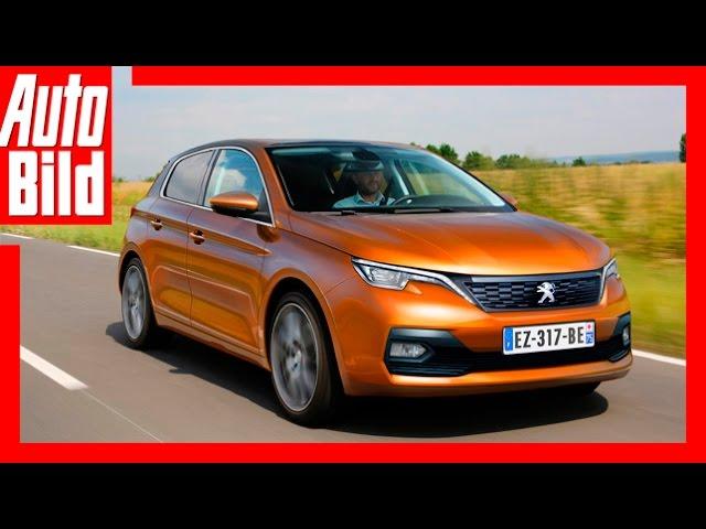 Zukunftsvision: Peugeot 208 / 2018 / Kanten statt Rundungen