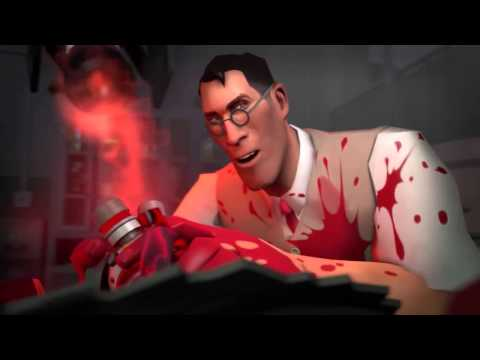 TF2 YTP- Meet the Spooky scary skeleton