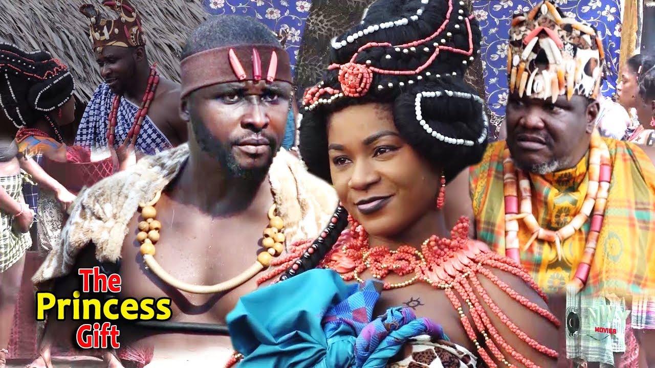 Download The Princess Gift Season 1 & 2 - ( Ugezu J Ugezu / Destiny Etiko ) 2019 Latest Nigerian Movie
