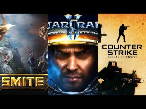 Top 10 eSports Games