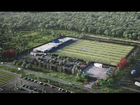 New NYCFC City Football Academy training facility | Orangeburg, NY