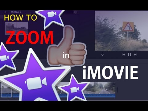 how to add animation imovie