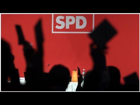 Koalitions Poker 2,0: Union und SPD in Position GroKo