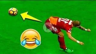 أفضل اللقطات المضحكة فى تاريخ كرة القدم ● فيديو روعة