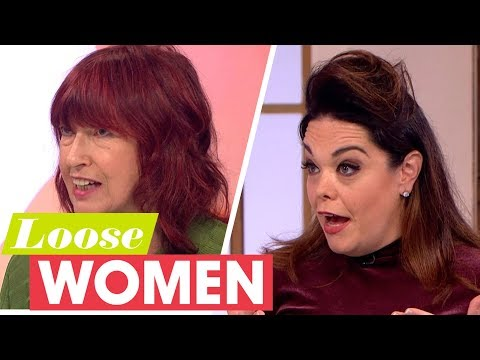 Lisa Riley and Janet Street-Porter Share Their Stories of Sexual Harassment | Loose Women