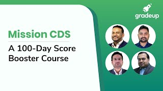 Mission CDS: A 100-Day Score Booster Course