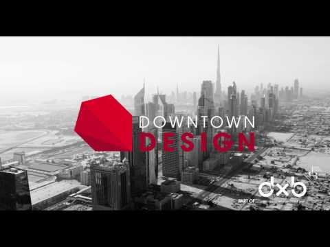 Downtown Design - at the heart of the Middle East's developing design scene