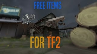 TF2: Free Metal & Keys - 2018