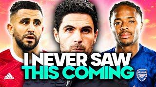 Why Arsenal Needs Raheem Sterling And Riyad Mahrez