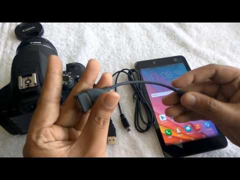 How to control DSLR Camera from Android Phone  dslr monitor app