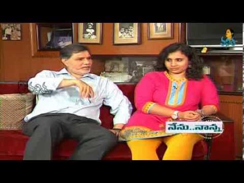 Senior IAS Officer Vidyasagar and his Daughter Niharika