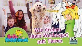 Bibi Blocksberg |   KIDDINX dreht einen Werbespot - die Fortsetzung