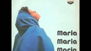 Padre Zezinho - Maria, Maria, Maria (disco completo 1975) cantigas marianas