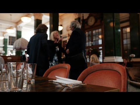 The Ned: Take A Tour Of London's Newest Members' Club And Hotel | CNBC International