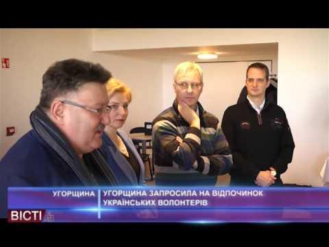 Угорщина запросила навідпочинок українських волонтерів