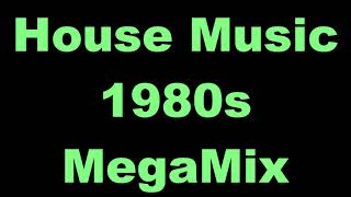 House Music 1980s MegaMix - (DJ Paul S)