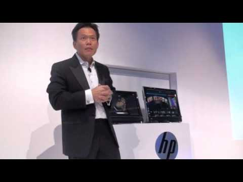 HP TouchSmart 300 - 600 launched in Singapore