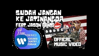 The Panasdalam Bank - Sudah Jangan Ke Jatinangor ( Feat. Jason Ranti ) (Official Music Video)