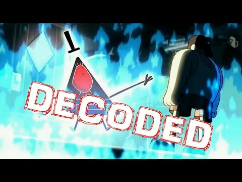 Gravity Falls: Bill Cipher's Last Words 75% Decoded! | TheNextBigThing (*SPOILERS)