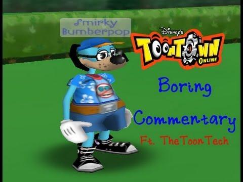 Toontown - Boring