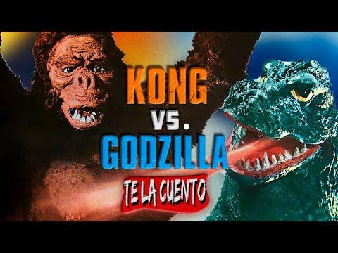 Godzilla Vs Kong (1962) / Te la Cuento