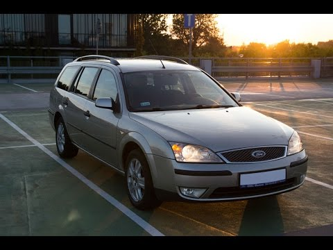 ford mondeo mkiii 2004 kombi 2 0 tddi 115 km. Black Bedroom Furniture Sets. Home Design Ideas