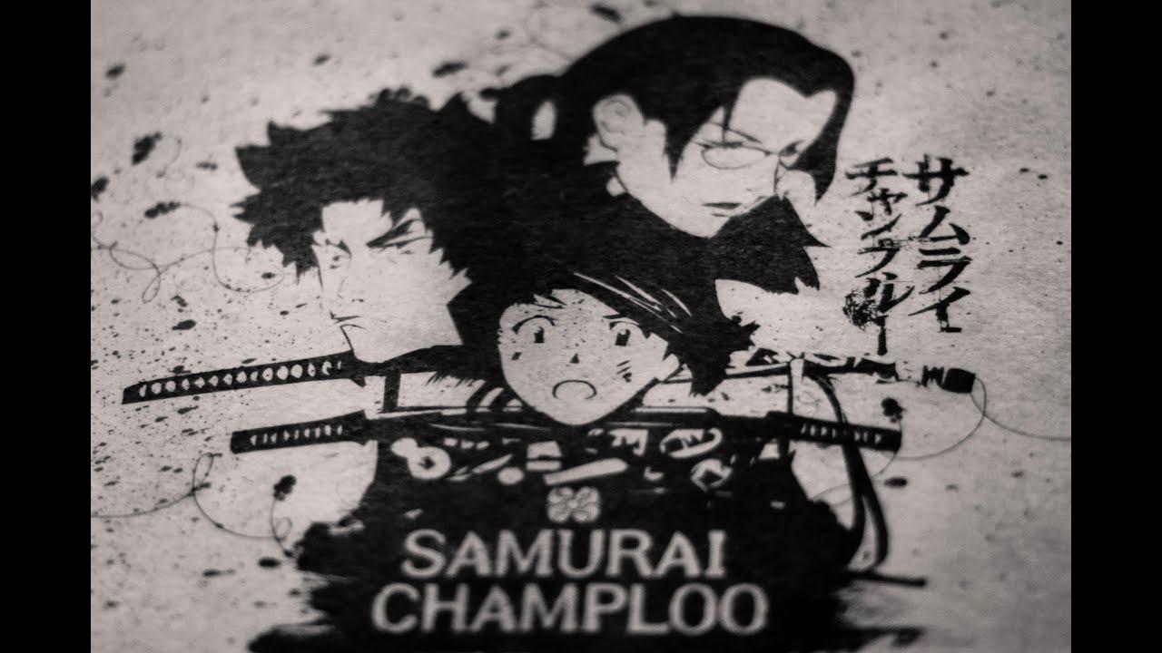 Samurai Champloo Vinyl Limited Edition Youtube