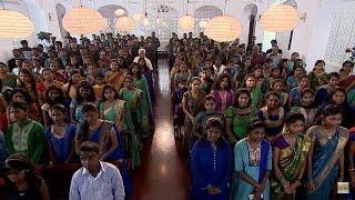 Unmai Thudikirom Classic Hymns Jagathrakshaga - 250 Voice Mass Choir