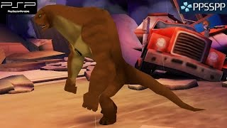 Ben 10 Alien Force: Vilgax Attacks - PSP Gameplay 1080p (PPSSPP)