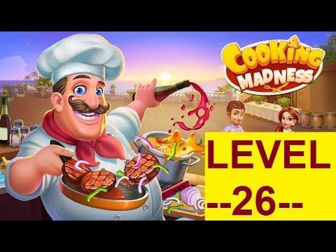 Cooking Madness – Game nấu ăn vui cho bé – LEVEL 26
