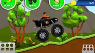 Гонка монстр траков, мультик - игра для детей. #ЭрикШоу
