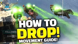 Apex Legends - How to Drop! Movement Guide!